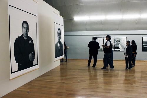 Gilles Perrin y Jorge Manilla