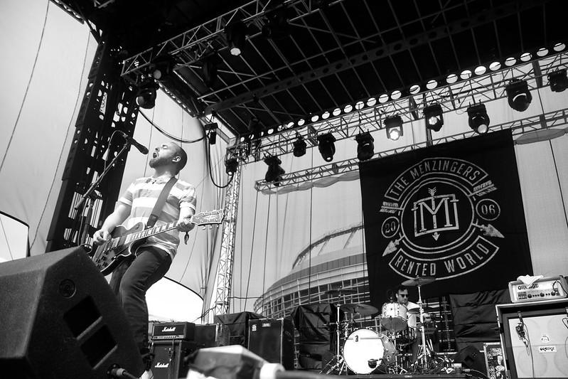 Riot Fest Denver 2014 - The Menzingers