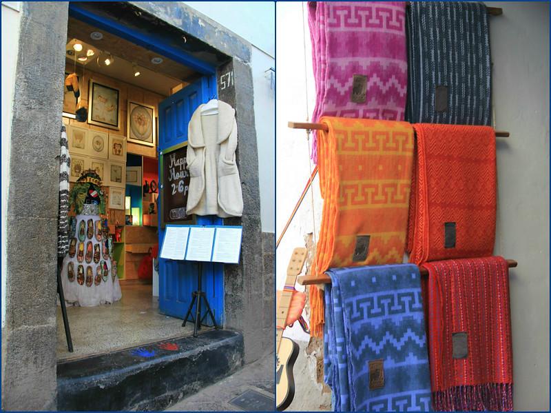 San Blas boutiques