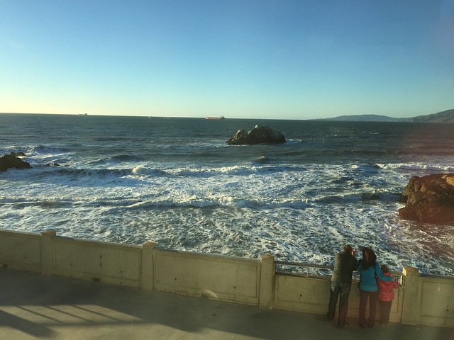 Seal Rocks, Ocean Beach