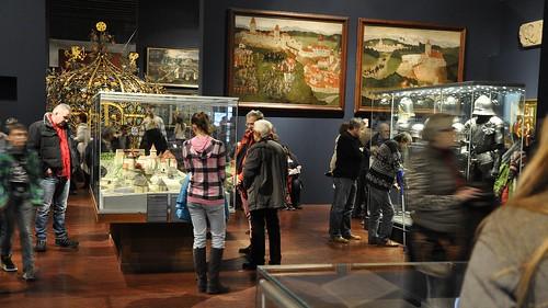 Výstava Hrady a zámky objevované a opěvované (19.12.2014-15.12.2015)