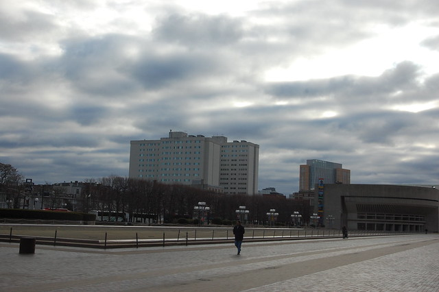 Christian Science Plaza, Boston