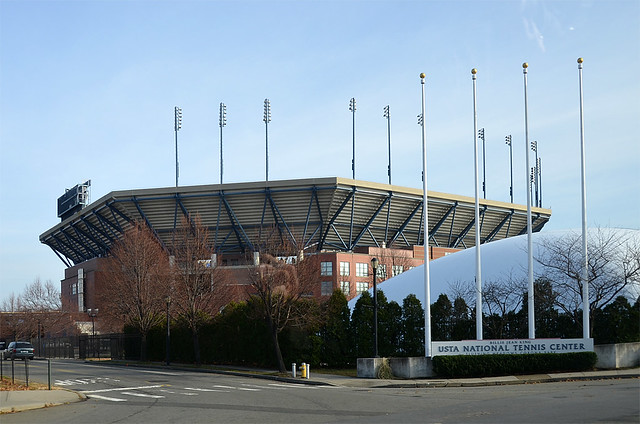 Estadio de tenís US Open de Nueva York