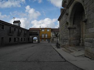 Plaza de Pereña de la Ribera