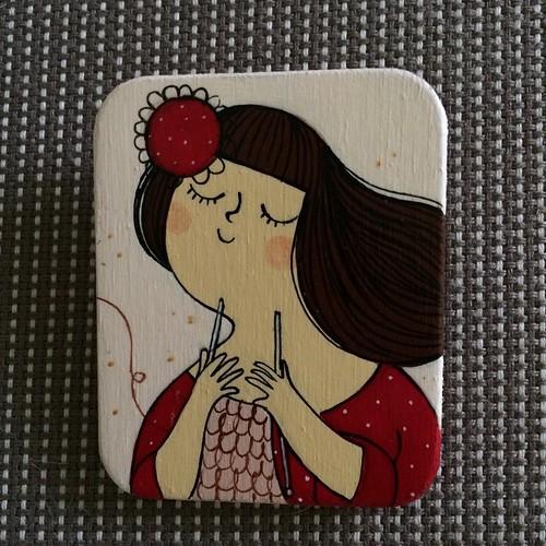 A very special gift:) Un regalo veramente speciale:) grazie Federica:)