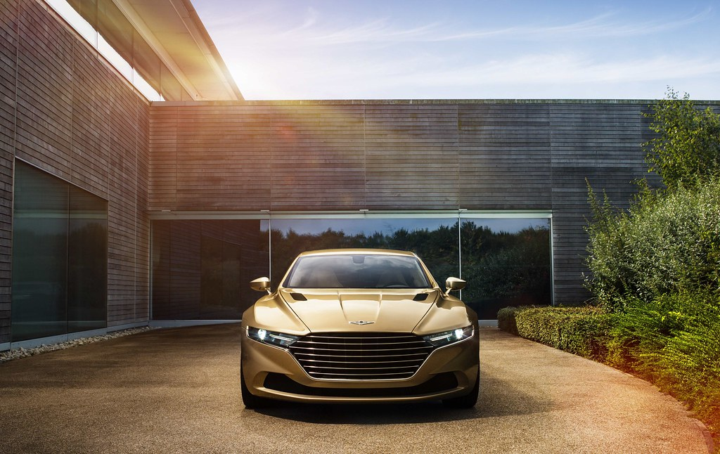 Aston Martin Lagonda Taraf will be offered to customers outside the Middle East