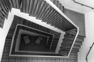 Officers' Staircase