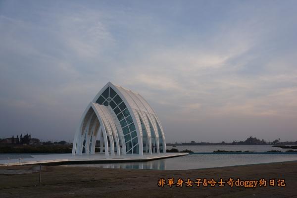 台南北門遊客中心婚紗美地水晶教堂00