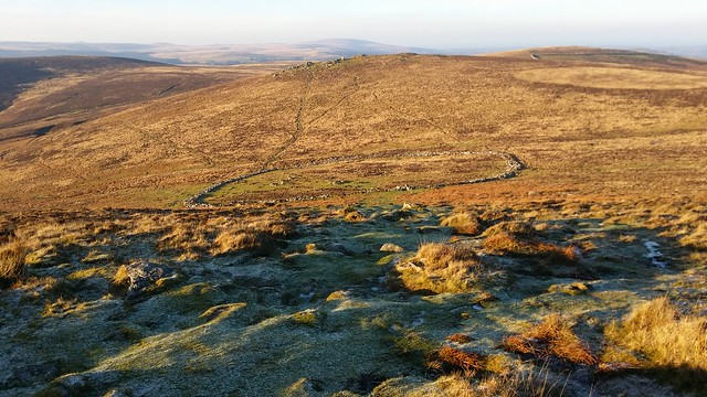 Grimspound and Hookney Tor