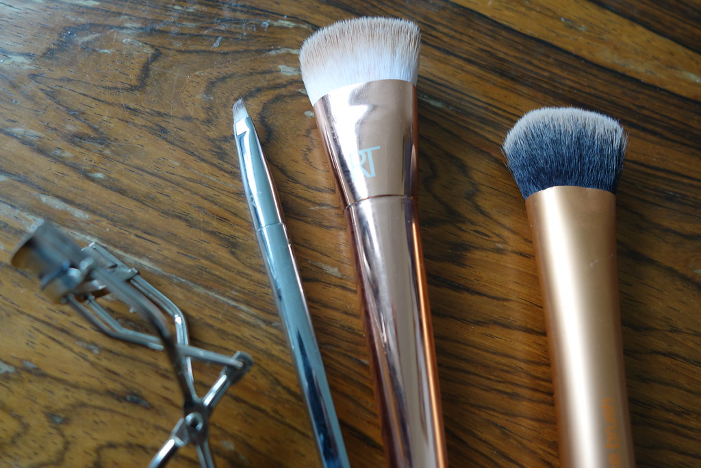 Real Techniques Bold Metals, Eyelash Curlers