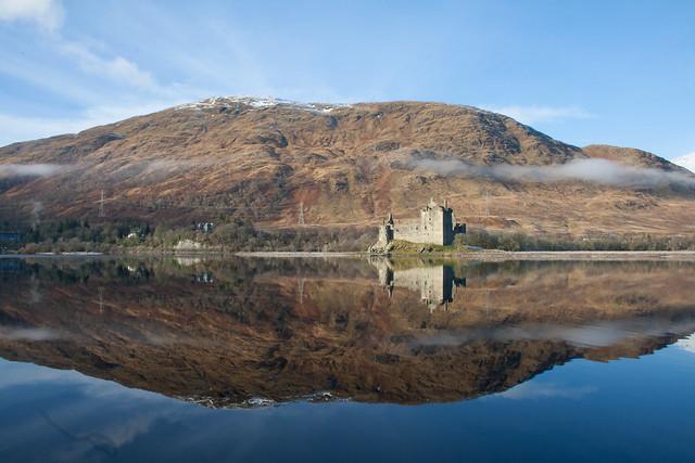 Kilchurn Castle Lochawe