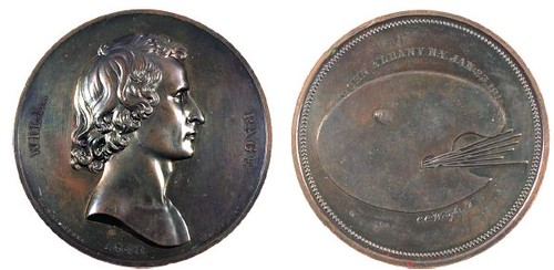 Will Page medal