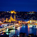 Istanbul at night by Juraj Patekar