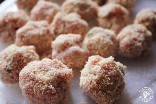 Albondigas con salsa de manzana www.cocinandoentreolivos.com (15)