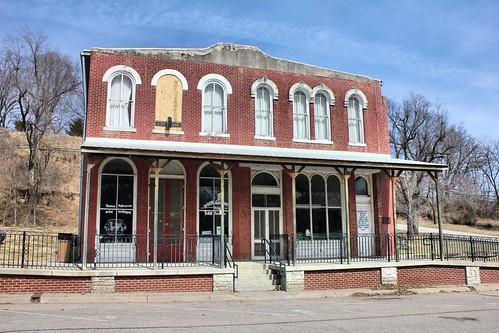 Masonic Lodge, Nemaha Valley #4 - Brownville, NE