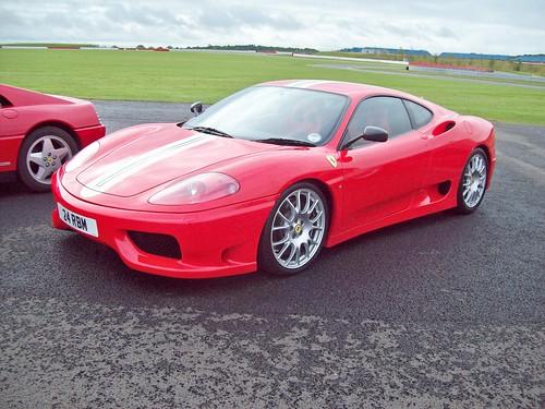 57 Ferrari 360 Challenge Stradalle (2003)