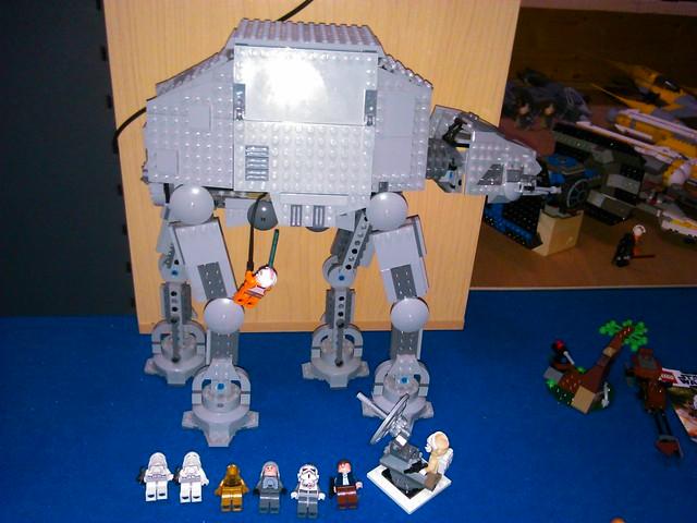 Afficher le sujet re collection lego de tang73 maj 09 - Lego star wars tb tt ...