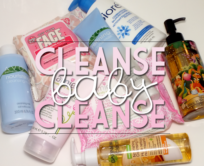 cleanse baby cleanse