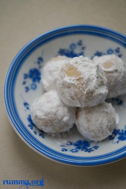 fındık kurabiye