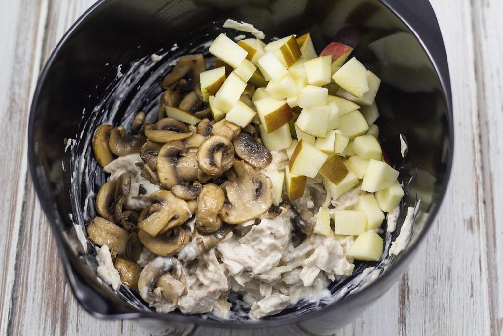 Opskrift på hjemmelavet Hønsesalat
