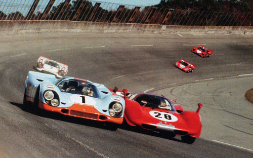 Legendary racing at Daytona 1970