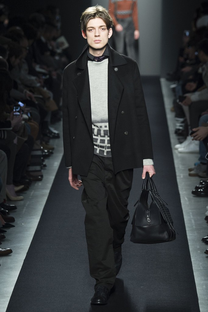 FW15 Milan Bottega Veneta032_Niall Underwood(VOGUE)