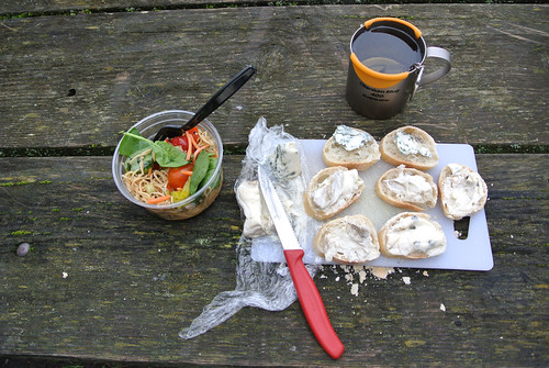 A Winter Picnic - Picnic lunch (food and drink)