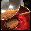 #CucinaDelloZio - #Homemade #Ketchup - add in the brown sugar