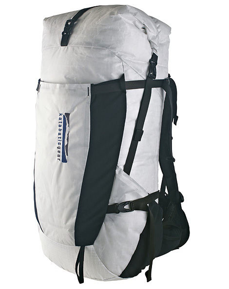 Katabatic Gear Helios 55 Quarter