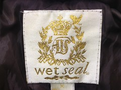 Wet Seal, Label, 2/2015, by Mike Mozart of TheToyChannel and JeepersMedia on YouTube #Wet #Seal