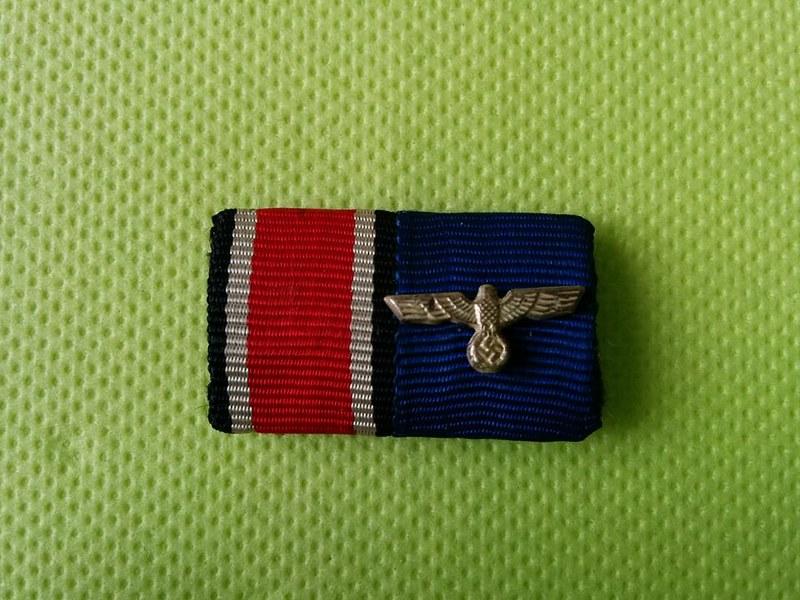 Rappel EKII - 4 ans de service dans la Heer 16437236719_a0a6bb700e_c