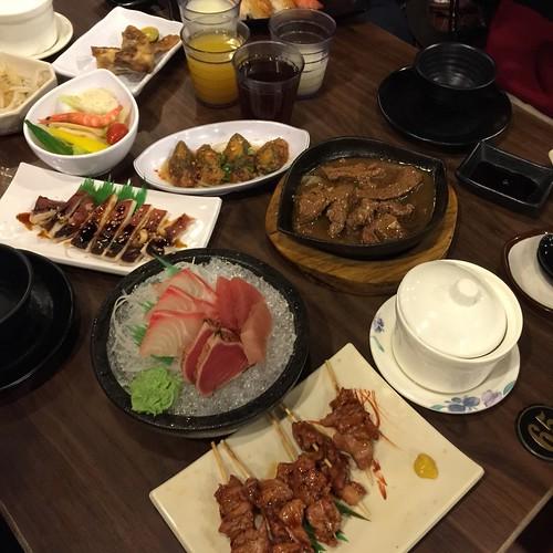 推薦高雄日本料理吃到飽,好吃的松江庭生魚片跟壽司料理 (22)