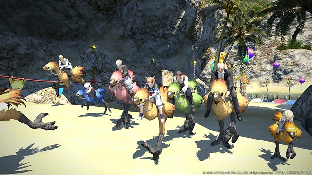 FFXIV: Welcome to the Manderville Gold Saucer! – PlayStation Blog