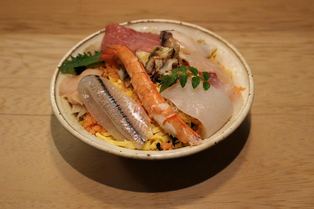 特上生ちらし寿司