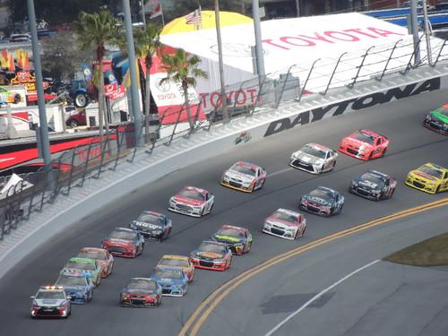 2015 Daytona 500 start