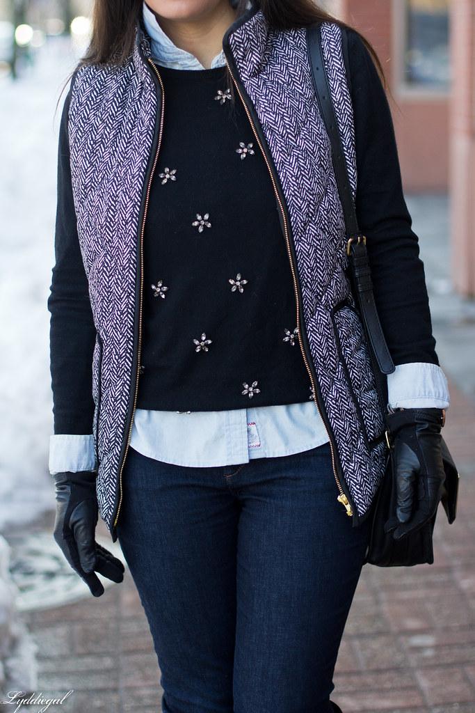 jeweled sweater, chambray shirt, herringbone vest-6.jpg