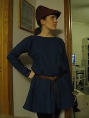 14th c. men's tunic