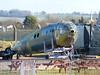 Heinkel bomber at Duxford IWM