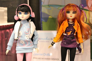 Toy Fair 2015- Zeenie Dollz