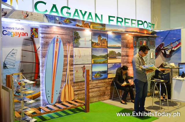 Cagayan Freeport Exhibit Stand