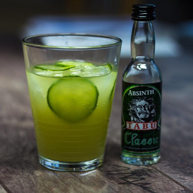 Green Tabu Beast