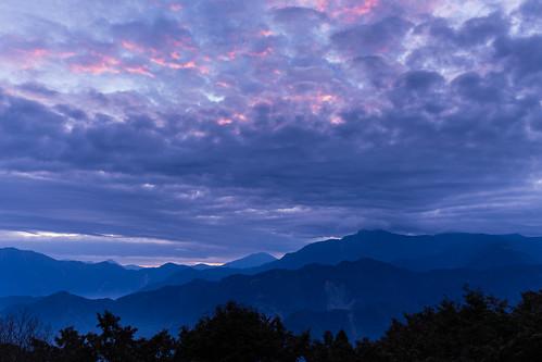 sunrise canon dawn wideangle chiayi 阿里山 6d 嘉義 alisan 日出 晨 廣角 ef1635mmf4lisusm