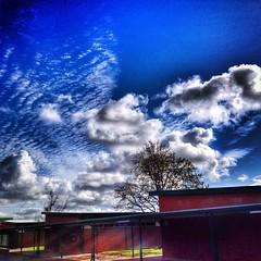 Good Morning clouds #southbayla #redondobeach