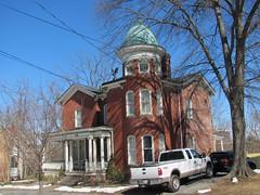 House at 1014 Harrison Street, Lynchburg