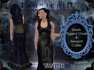 Immateria Tanith Gypsum