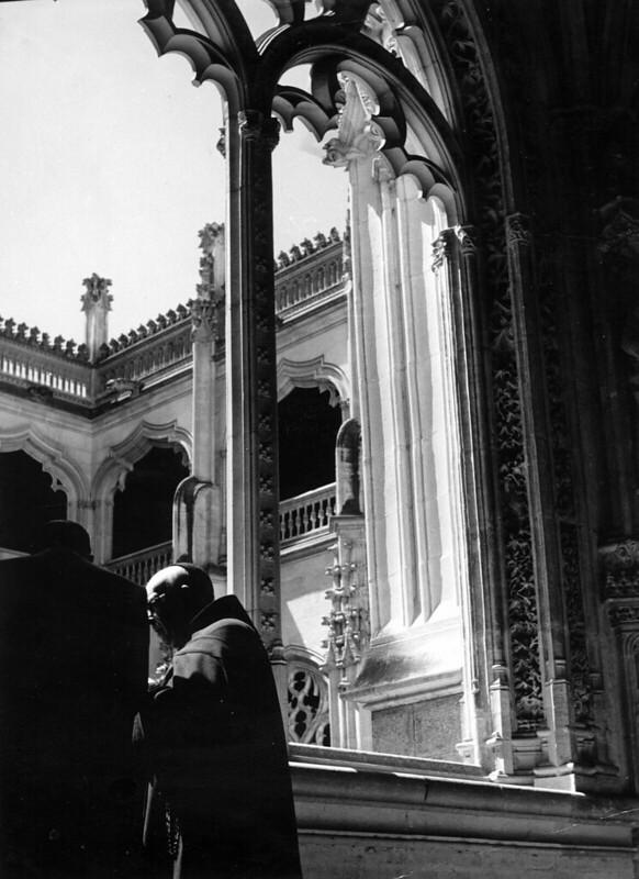 Monasterio de San Juan de los Reyes en 1952. Fotografía de Erika Groth-Schmachtenberger © Universitätsbibliothek Augsburg