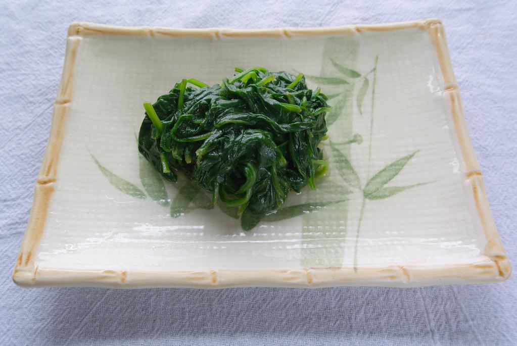 Korean Spinach : Sigumchi