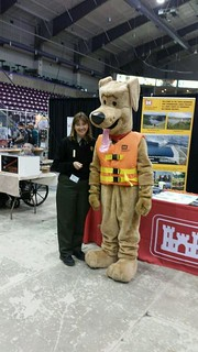 Bobber joins Corps at Twin Tiers Expo