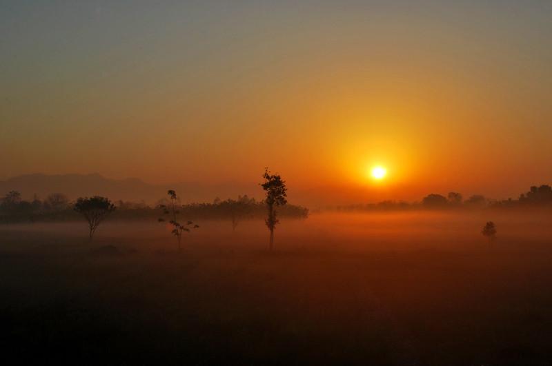 terai sunrise