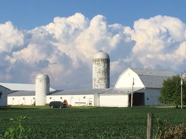 Great cloud day in Ohio